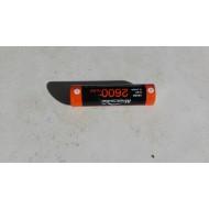 18650 Li-ion batterij 2600mAH-Large capacity-Long life- 3.6V