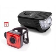 Magicshine frontlight Alty mini 300 lumen + taillight Seemee 20