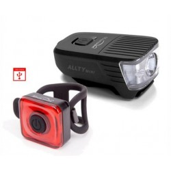 Magicshine frontlight Alty mini 300 lumen + taillight Seemee 20